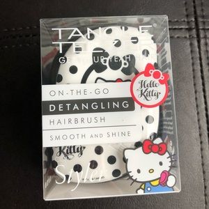 NIB Tangle Teezer - Hello Kitty Compact Styler